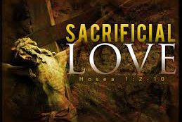 How Jesus Connected Love and Sacrifice to Holiness